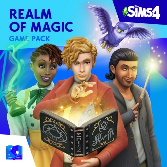 The Sims™ 4 Realm of Magic PS4