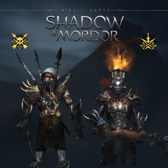 Middle-earth™: Shadow of Mordor™ Legion Edition  PS4