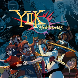 YIIK: A Postmodern RPG PS4