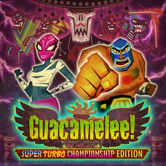 Guacamelee! Super Turbo Championship Edition PS4