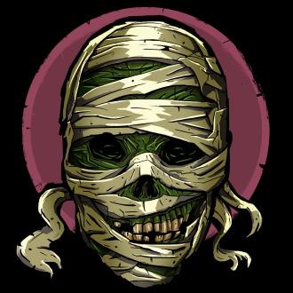 X-Morph Mummy Skull Avatar PS3