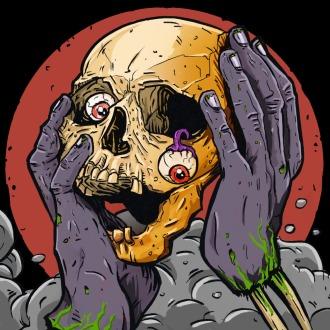 X-Morph Pain Skull Avatar PS3