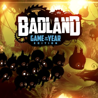 BADLAND: Game of the Year Edition PS4 / PS3 / PS Vita