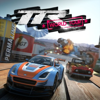Table Top Racing: World Tour PS4
