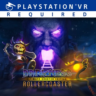 Darkness Rollercoaster - Ultimate Shooter Edition PS4