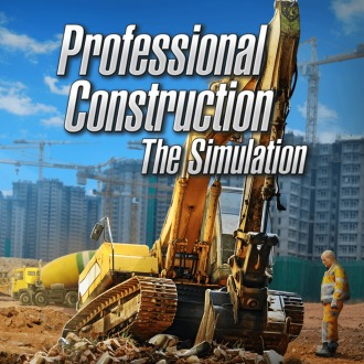 Professional Construction - The Simulation PS4