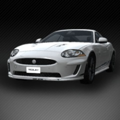 Jaguar XKR Speed Pack and Black Pack