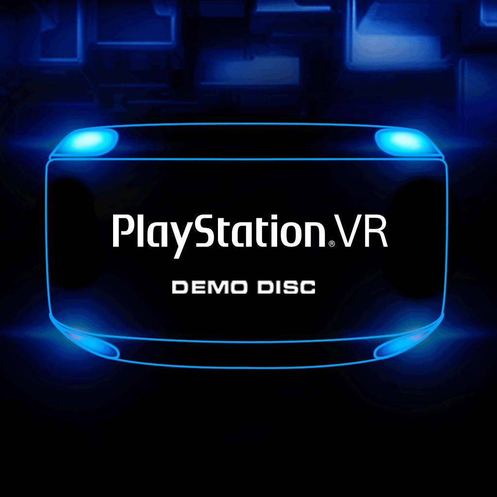 PlayStation®VR Demo Disc (中英韓文版)
