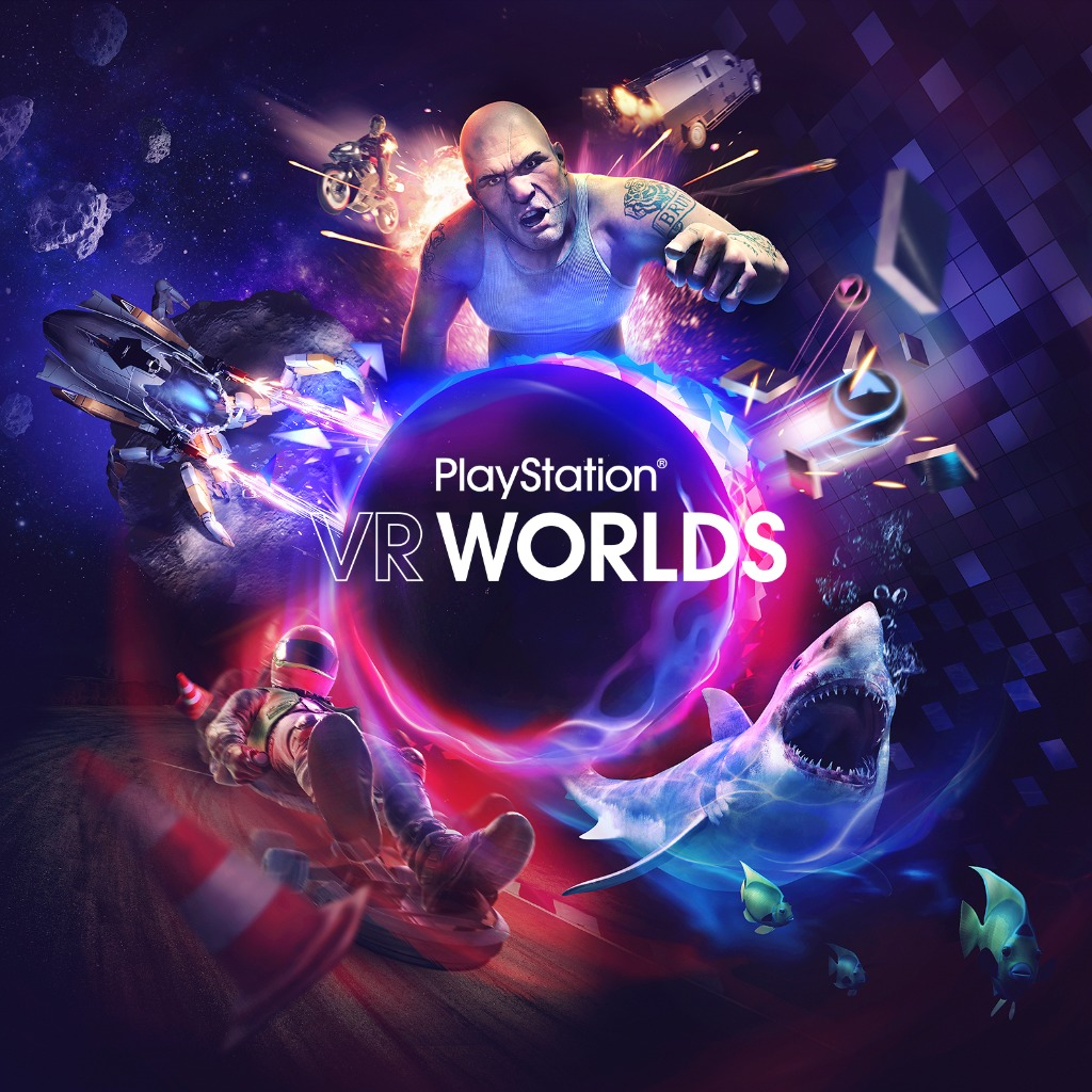 PlayStation® VR Worlds (中英韓文版)