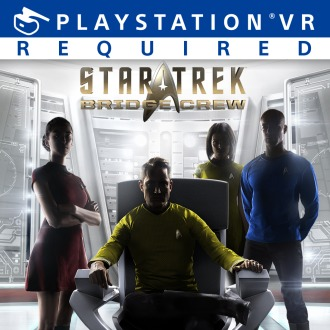Star Trek: Bridge Crew - Digital Standard PS4