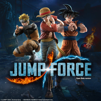 JUMP FORCE - Open Beta PS4