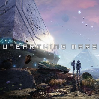 Unearthing Mars PS4