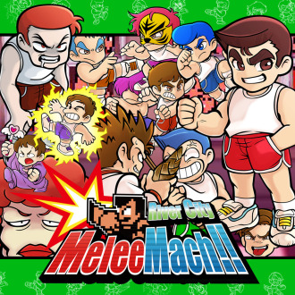 River City Melee Mach!! PS4