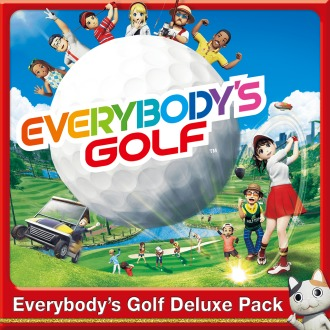 Everybody's Golf Deluxe Pack Pre-Order PS4