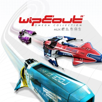 WipEout™ Omega Collection + Early Purchase Bonus PS4