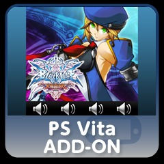 Add-Ons for BLAZBLUE CONTINUUM SHIFT EXTEND (Japanese Ver  VCAS