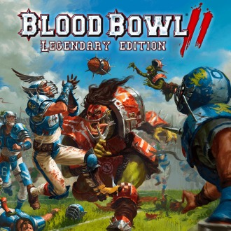 Blood Bowl 2: Legendary Edition PS4