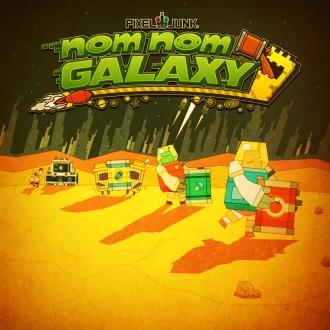 Nom Nom Galaxy PS4