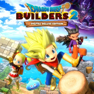 DRAGON QUEST BUILDERS 2 Digital Deluxe Edition PS4