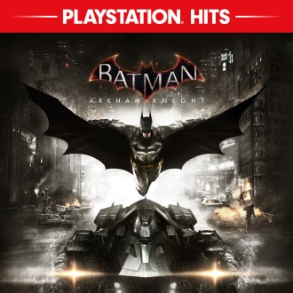 Batman: Arkham Knight PS4