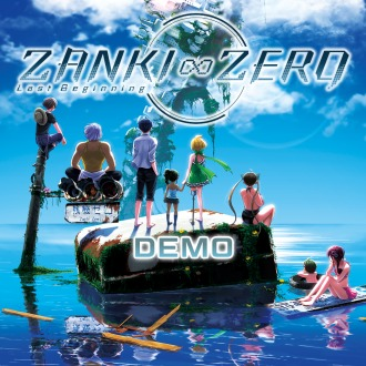 Zanki Zero: Last Beginning - Demo PS4