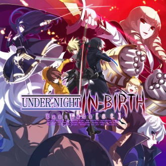 UNDER NIGHT IN-BIRTH Exe:Late[st] PS3