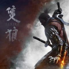 Sekiro: Shadows Die Twice — Launch Dynamic Theme for PS4