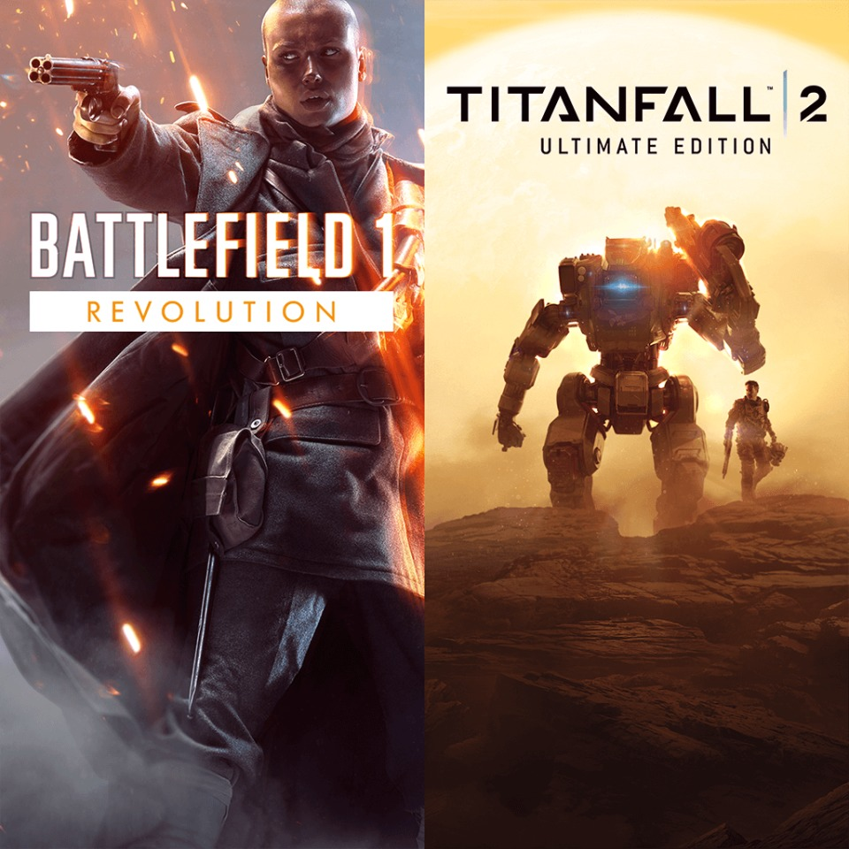 Battlefield 1 and Titanfall 2 Ultimate Bundle