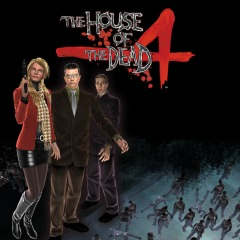 The House of the Dead 4 Game