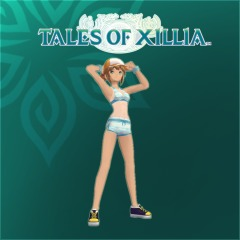 3ee14592abb05 Tales Of Xillia Leia's Swimwear Costume for PS3 — buy cheaper in ...