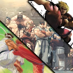 Street Fighter Theme Bundle for PS3 — buy cheaper in