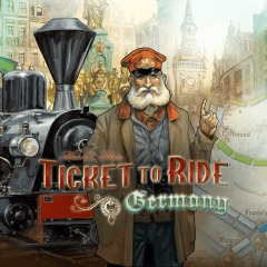 Ticket To Ride — Germany for PS4 — buy cheaper in official