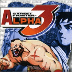 Street Fighter  Alpha 3 (Psone Classic)