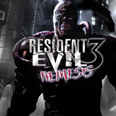 Resident Evil  3: Nemesis (Psone Classic)