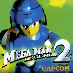 Mega Man Legends 2 (Psone Classic)