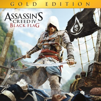 Assassin's Creed®IV Black Flag™ Gold Edition PS4