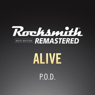 Rocksmith 2014 - P.O.D. - Alive	 PS4