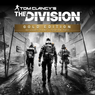 Tom Clancy's The Division™ Gold Edition PS4