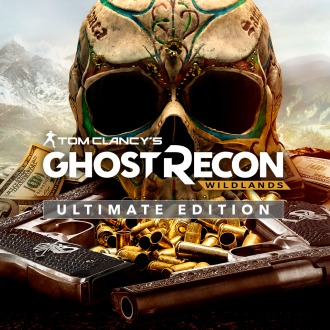 Tom Clancy's Ghost Recon Wildlands Ultimate Edition PS4