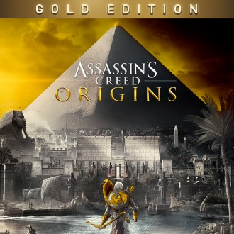 Assassin's Creed® Origins Gold Edition PS4