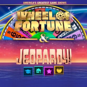 America's Greatest Game Shows: Wheel of Fortune® & Jeopardy! PS4