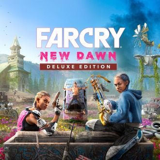 Far Cry New Dawn Deluxe Edition PS4