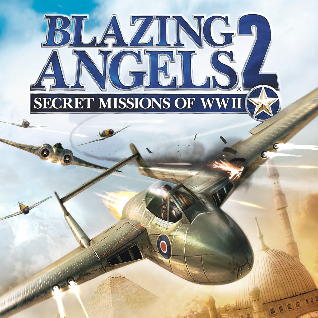 Blazing Angels 2: Secret Missions of WWII Full Game Trial