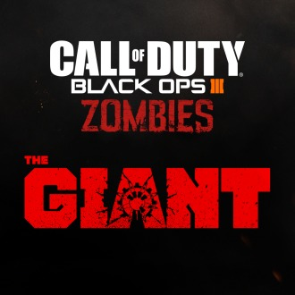 Black Ops III - The Giant Zombies Map PS4