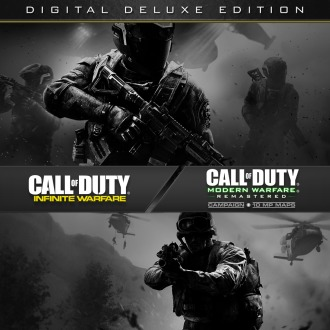 Call of Duty®: Infinite Warfare - Digital Deluxe PS4