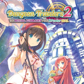 Dungeon Travelers 2: The Royal Library & The Monster Seal PS Vita