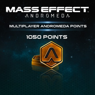 1050 Mass Effect™: Andromeda Points PS4