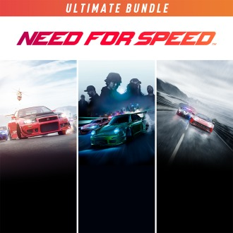 Need for Speed™ Ultimate Bundle PS4