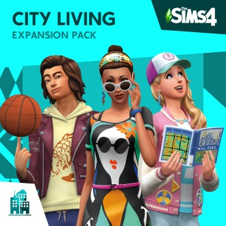 The Sims™ 4 City Living PS4