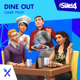 The Sims™ 4 Dine Out PS4